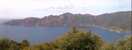 Col De La Croix is one of Corsica.