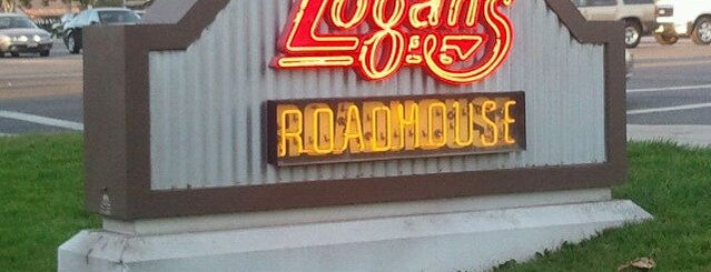 Logan's Roadhouse is one of Best restaurants.
