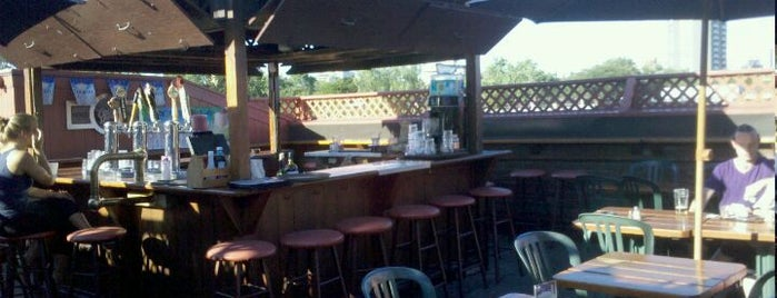 Paupers Pub is one of Toronto's Best Patios.