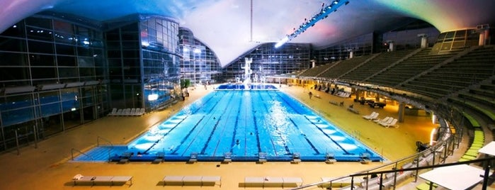 Olympia-Schwimmhalle is one of Munich And More.