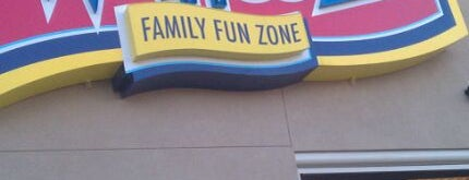 Wahooz Family Fun Zone is one of Places I love.
