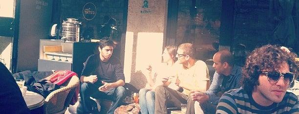 Cafe Bezalel-Jerusalem is one of Hipster Jerusalem.