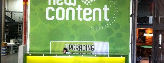 New Content is one of Agências de publicidade.