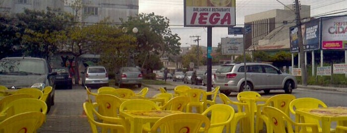 Iega is one of Florianópolis.