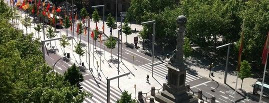 Plaza de Aragón is one of CASA.