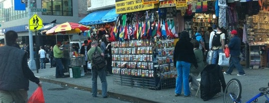 Chinatown is one of New York City.