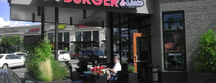 iBurger is one of Seattle.