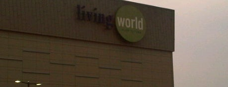 Living World is one of Top picks for Malls.