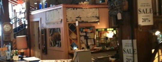 Burning Bridge Antiques is one of Vintage and Antique in Lancaster County.