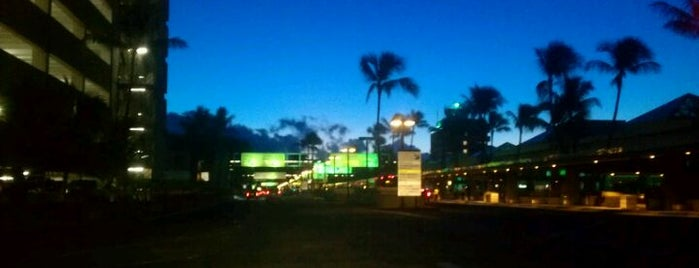Daniel K. Inouye International Airport (HNL) is one of Airports - worldwide.