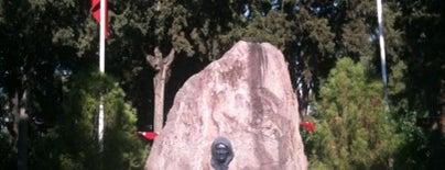 Zübeyde Hanım Anıt Mezarı is one of İzmiri tanıyalım :) mı :).