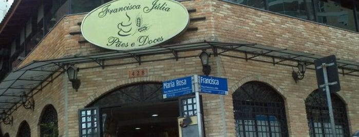 Francisca Julia Pães e Doces is one of Melhores de Santana e região.