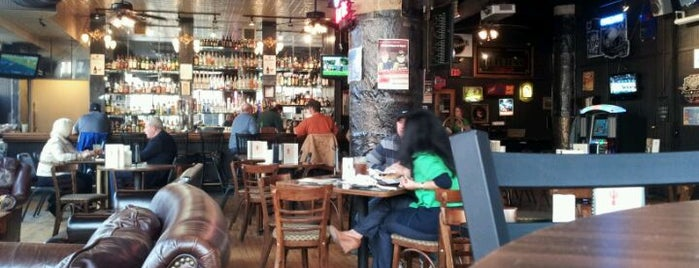 West End Pub is one of Central Dallas Lunch, Dinner & Libations.