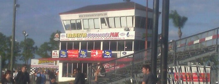 Desoto Super Speedway is one of Sarasota #4sqCities.