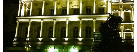 Palais Coburg Hotel Residenz is one of Vienna/Frequency Fest.