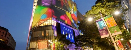 Orchard Central is one of Retail Therapy Prescriptions SG.