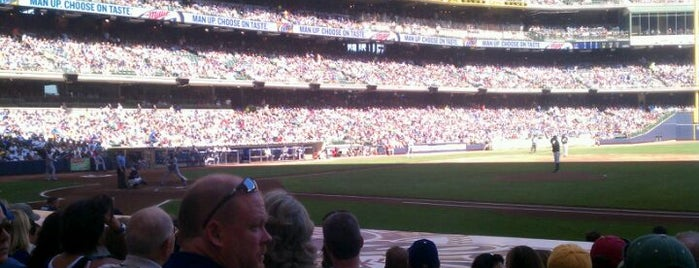Miller Park is one of Things to do before graduating.
