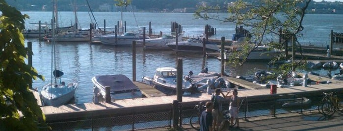 Boat Basin Cafe is one of UWS Favorites.