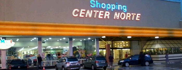 Shopping Center Norte is one of Meus Favoritos.