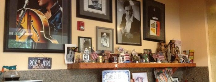 Karen's Cafe is one of Favorite Restaurants.