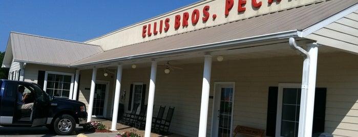 Ellis Bros. Pecans & Peanuts is one of Things to See.