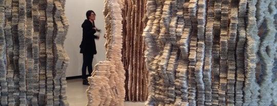 Paul Kasmin Gallery is one of fantastic gallery shows.
