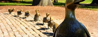 Make Way For Ducklings is one of Boston's Best Entertainment - 2012.