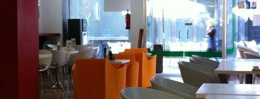 Cafeteo con encanto en Valencia