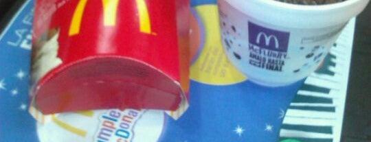 McDonald's is one of McDonald's.