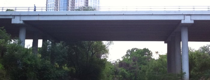 Waugh Bridge Bat Colony is one of As long as you're in Houston....