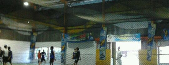 Planet Futsal is one of Polda.