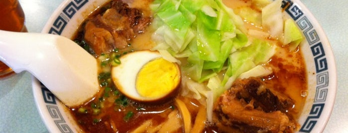 Keika is one of ラーメン!拉麺!RAMEN!.