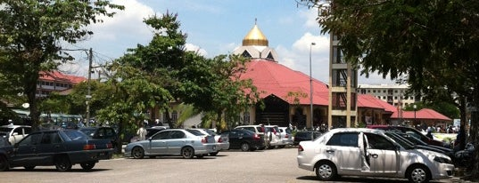 Masjid Subang Perdana is one of masjid.