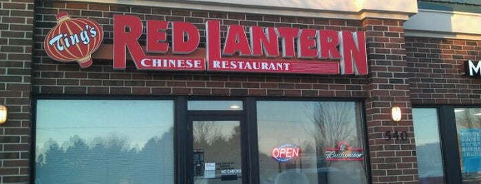 Ting's Red Lantern is one of Places I've been and need to check in.