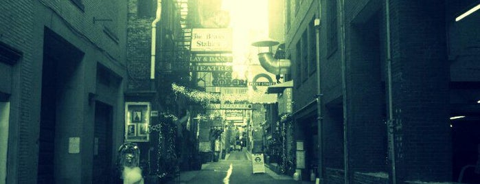 Printer's Alley is one of Places To Visit In Nashville.