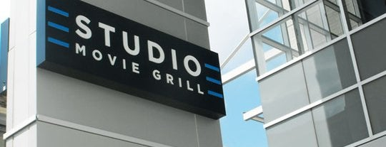 Studio Movie Grill City Centre is one of My Favorite Places.