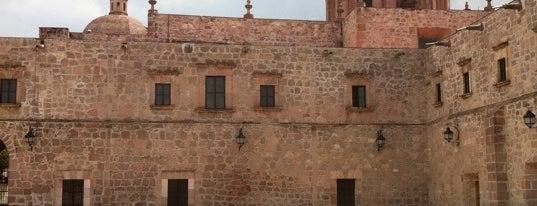 Casa de la Cultura is one of Morelia.