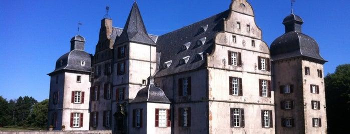 Schloss Bodelschwingh is one of Dortmund - must visits.