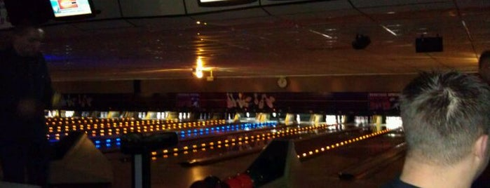 Strikers Lanes is one of Locals Guide to the Southtowns.