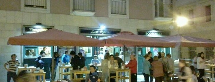 Calle Laurel is one of Guía de Logroño.
