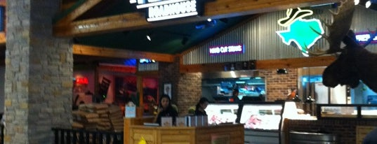 Texas Roadhouse is one of Dubai Food 6.