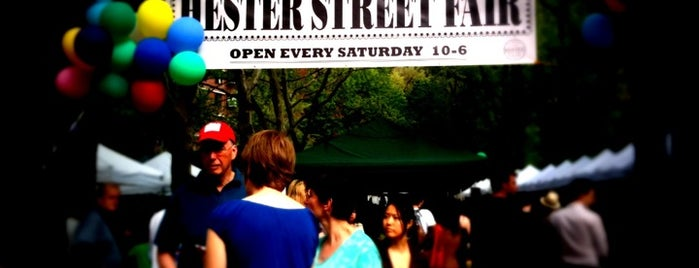 Hester Street Fair is one of aNYthing.