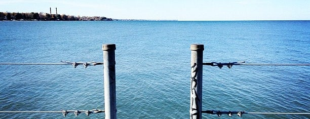 Lake Ontario is one of Roc.
