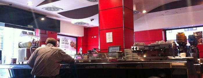 Cafe Suprem is one of Cafeteo con encanto en Valencia.