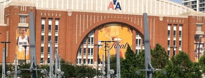 American Airlines Center is one of Dallas Best Live Music Venues.
