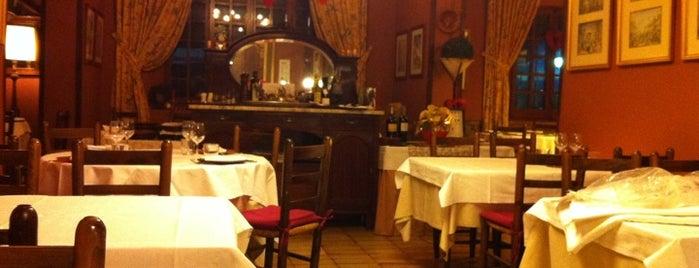 Restaurant Mas Corts is one of Comer bien.