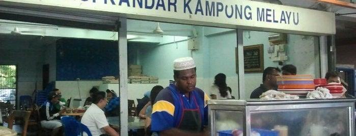 Nasi Kandar Kampung Melayu is one of Jalan-jalan cari makan.
