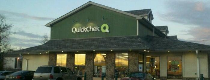QuickChek is one of NJ.