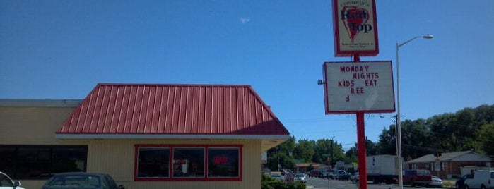 Conway's Red Top is one of Best Places to Check out in United States Pt 2.