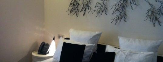 Hotel La Cour des Augustins is one of Geneva.